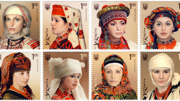 Traditional Ukrainian Headdresses