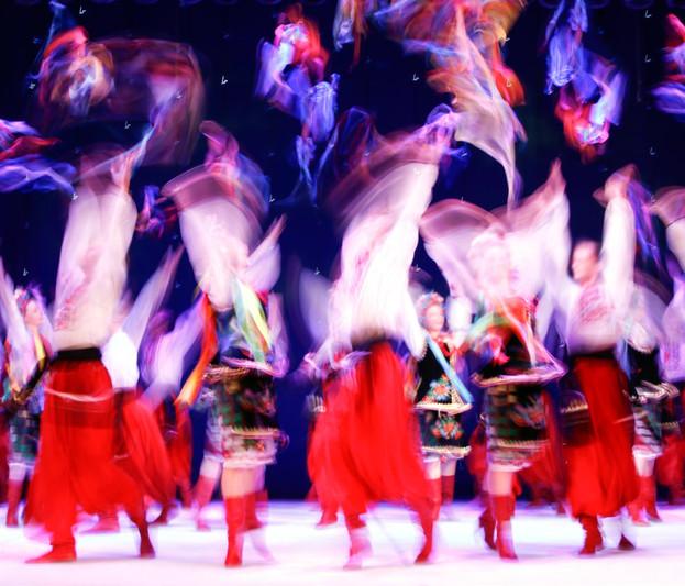Ukrainian Dance Festivals and Competitions