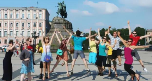 UKRAINIAN DANCE WORKSHOP TOUR. OUR STORY
