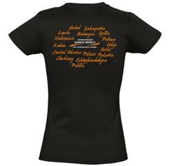 T-Shirt Ladies' Back