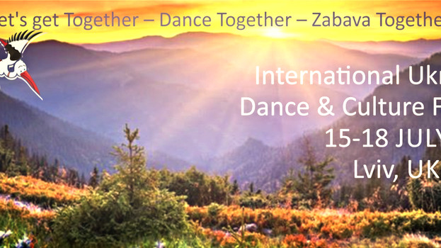 Let's get Together – Dance Together – Zabava Together