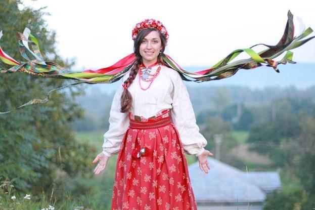 «Vinok» - Ukrainian wreath