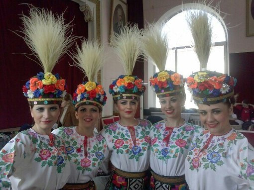 Bukovynian Honored Academic Song and Dance Ensemble