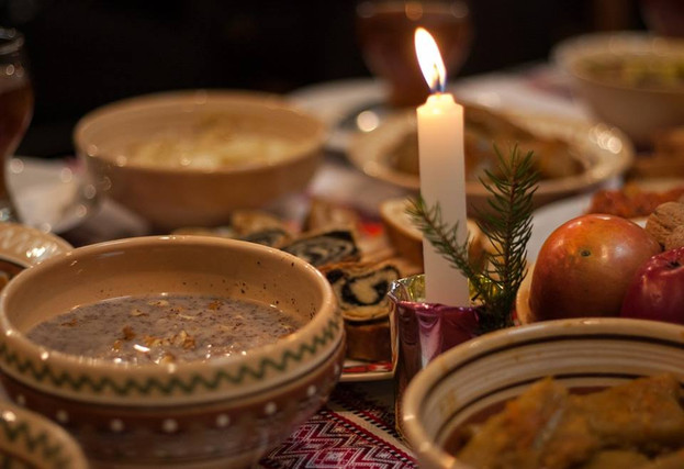 Traditional Christmas Dishes