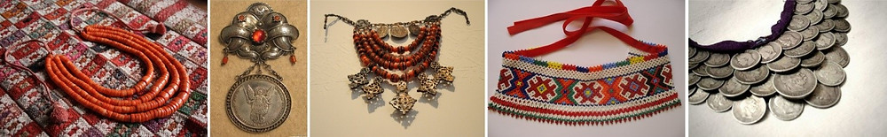 Traditional Ukrainian Jewelry