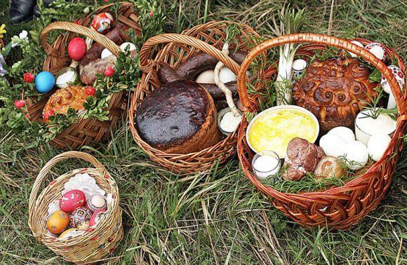 Easter basket and its symbolism