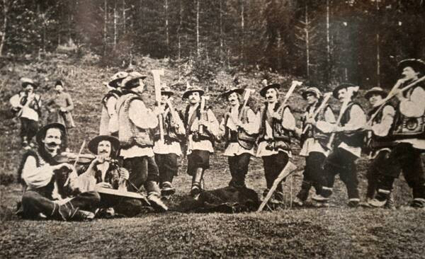 Oleksa Dovbush - Ukrainian Robin Hood