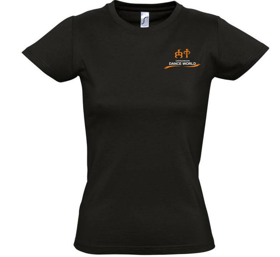T-Shirt Ladies' Front