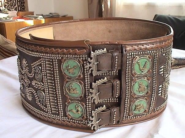 Cheres - Men's Hutsul belt