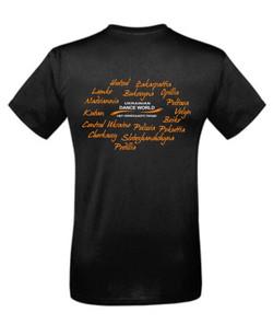 T-Shirt Men's Back