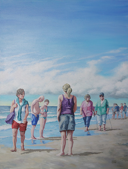 Strandwandern