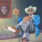 """Cuba-Dandy"" 60 x 80"