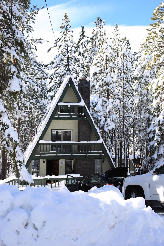 Winter Getaways: Winter Getaway In Lake Tahoe