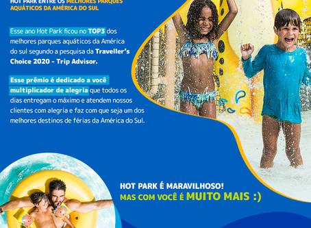 Prêmio Traveller's Choice 2020 - Do cerrado para América Latina  🏆