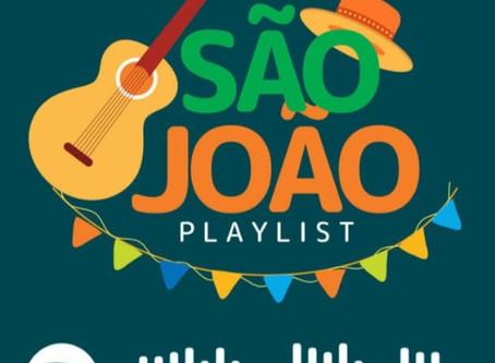 Playlist - São João 🎧🔥