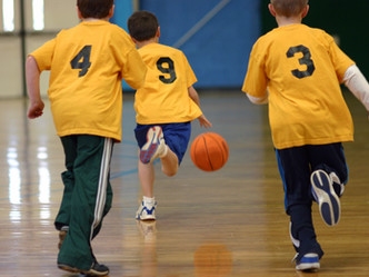 Youth Recreation Basketball Registration Underway
