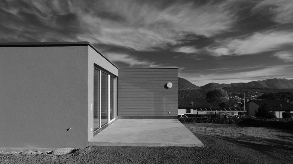 Ristrutturazione Casa Delorenzi, Bedano