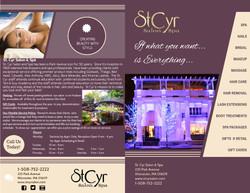St. Cyr Brochure