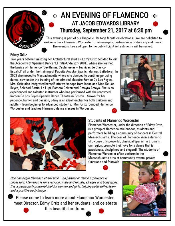Flamenco Worcester