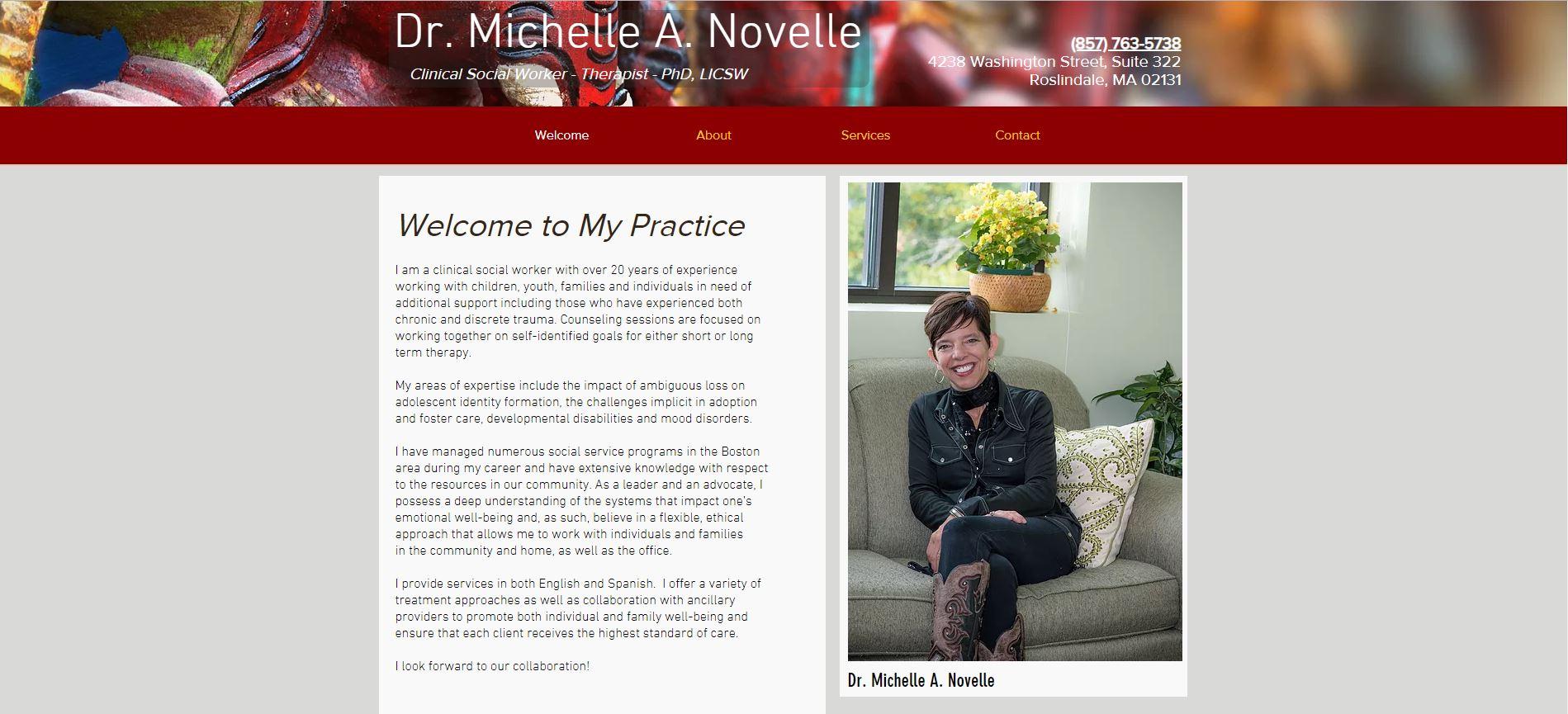 Dr. Michelle Novelle