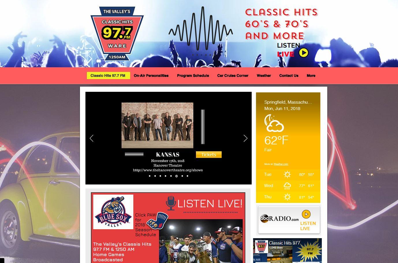 Classic Hits 97.7 FM