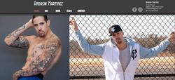 Andrew Martinez Website