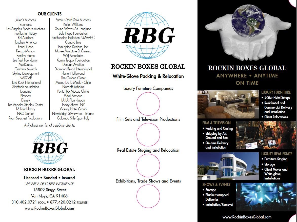 RBG Brochure