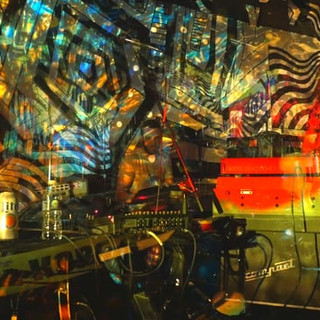 Milwaukee Psych Fest V: Resistance, Night 2. Moss Folk (Live) Full Set 5-12-17