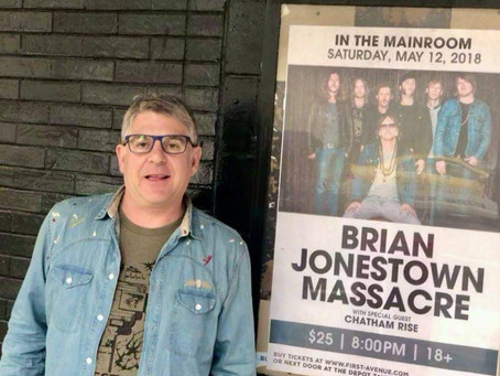 BJM (live)Vad Hände Med Dem? First Avenue, Minneapolis, MN. May 12, 2018.