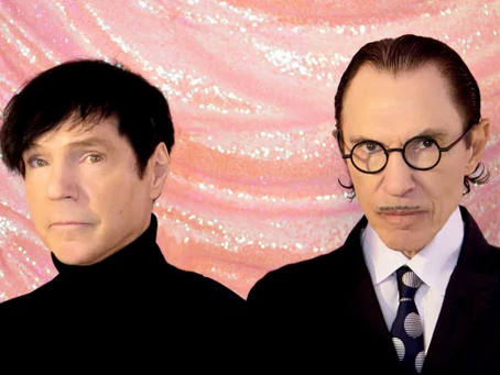 THE SPARKS BROTHERS.