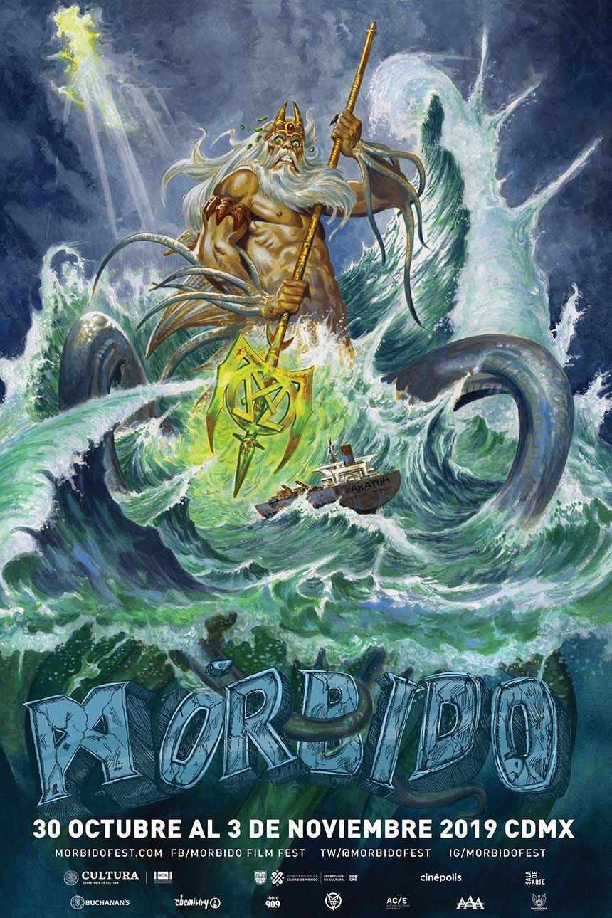 Morbido fest poster