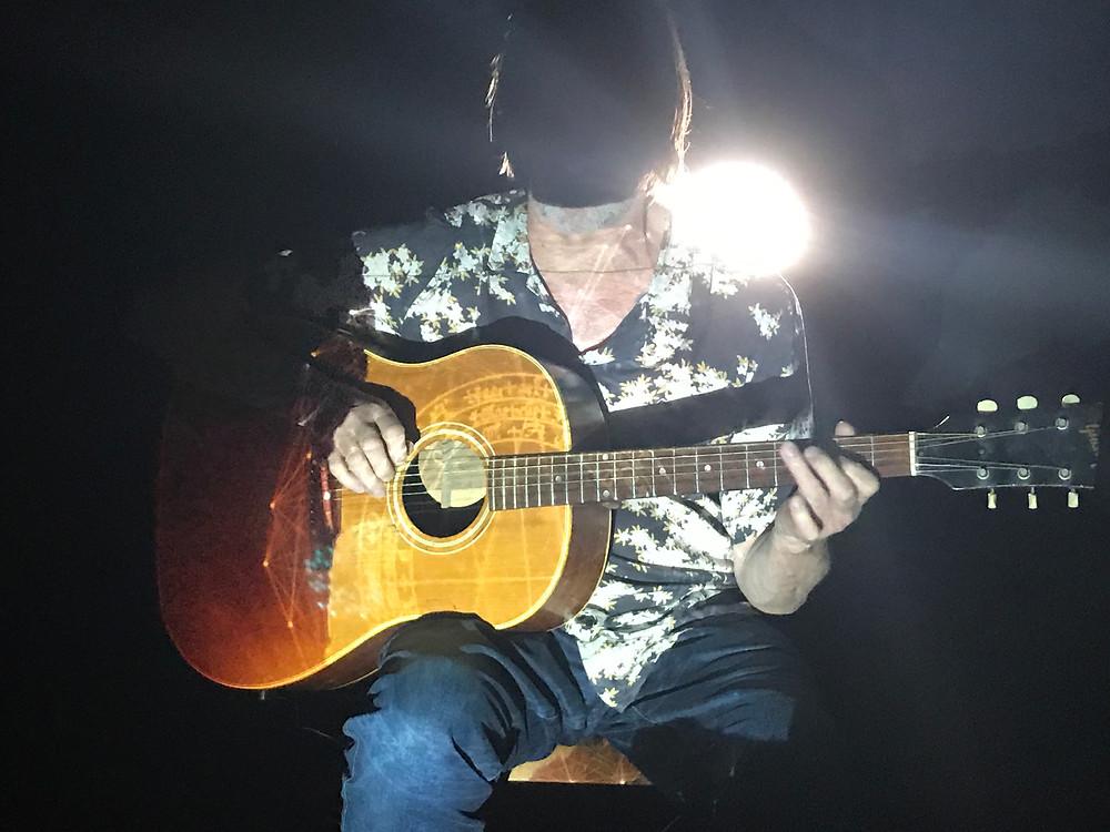 Simon Boswell acoustic set