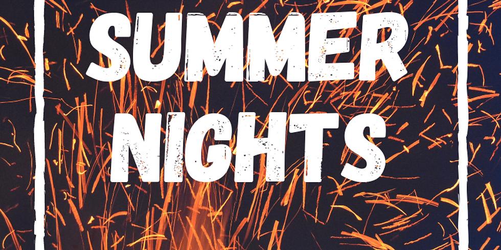 Summer Nights: Bonfire Edition