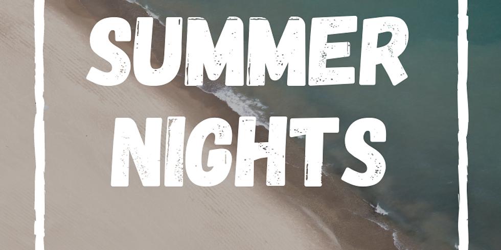 Summer Nights: Camp Edition