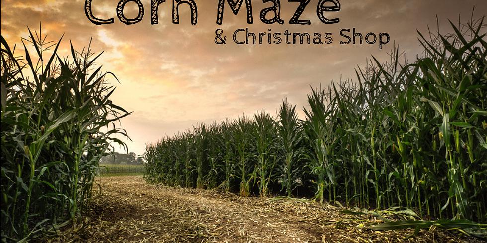 Corn Maze & Christmas Days!
