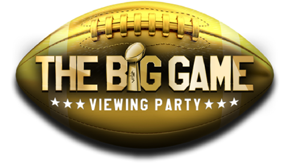 """""""The Big Game"""" Party"""