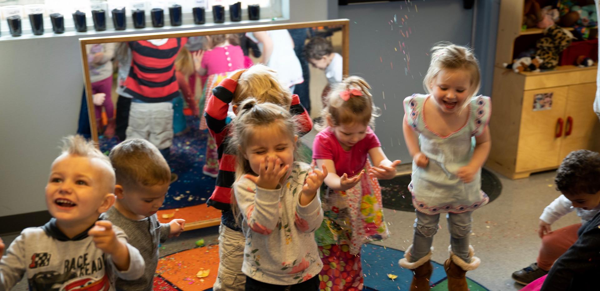 Preschool Prep-Fun with Confetti