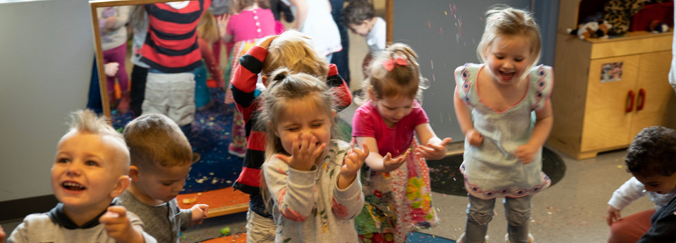 Preschool Prep-Fun with Confetti