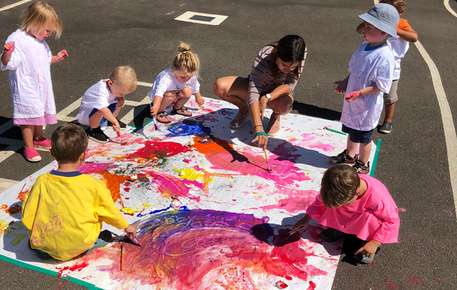 Preschool Prep-Art