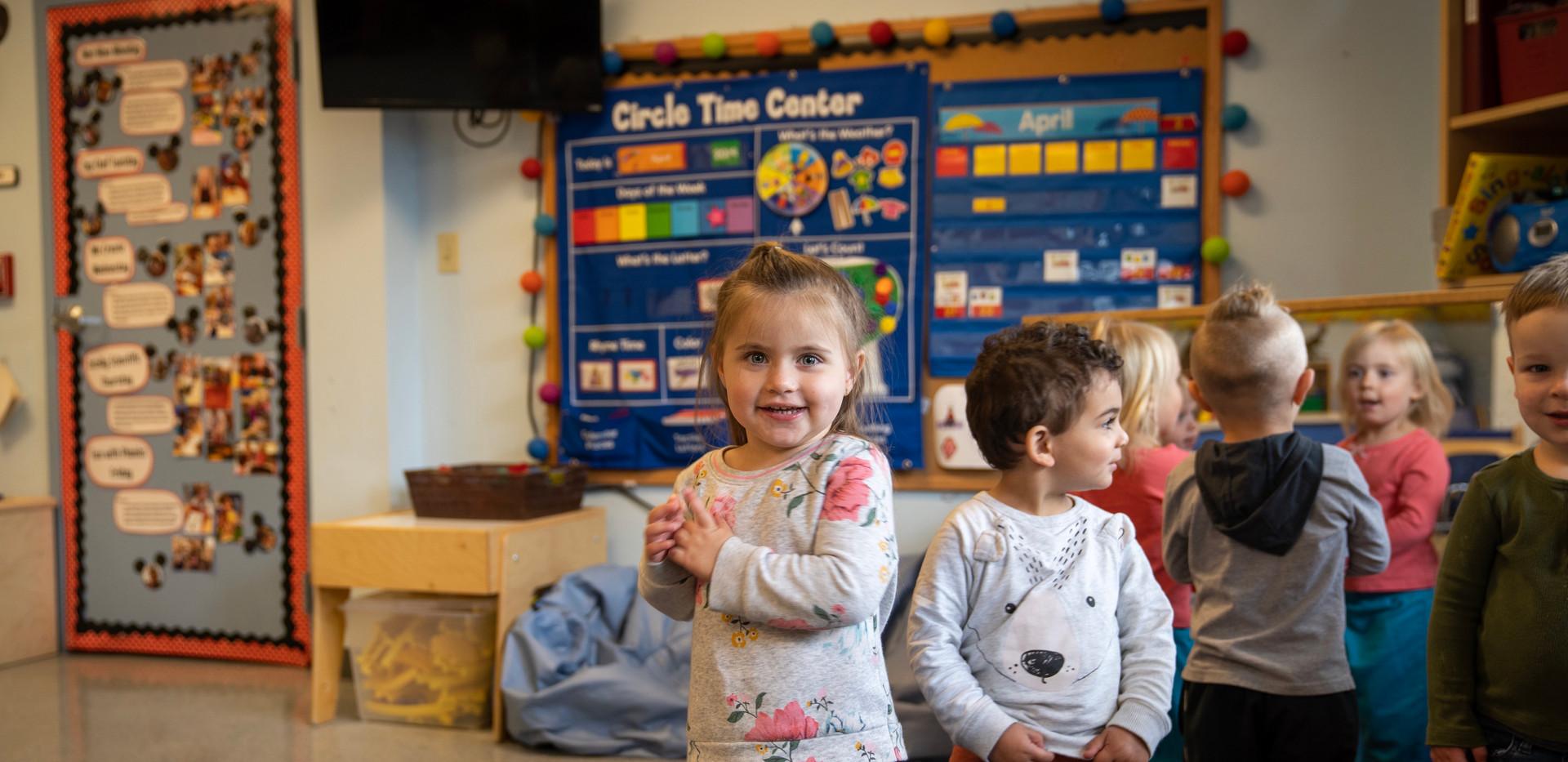 Preschool Prep-Circle Time