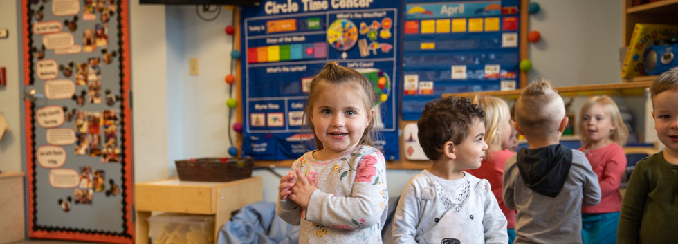 Preschool Prep-Circle Time