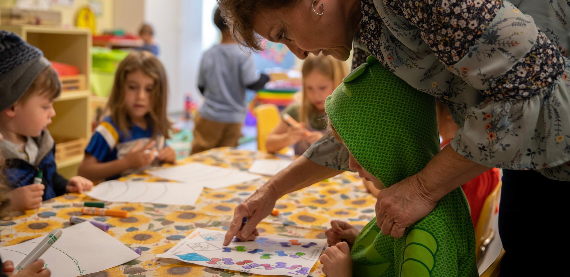 Preschool-Art