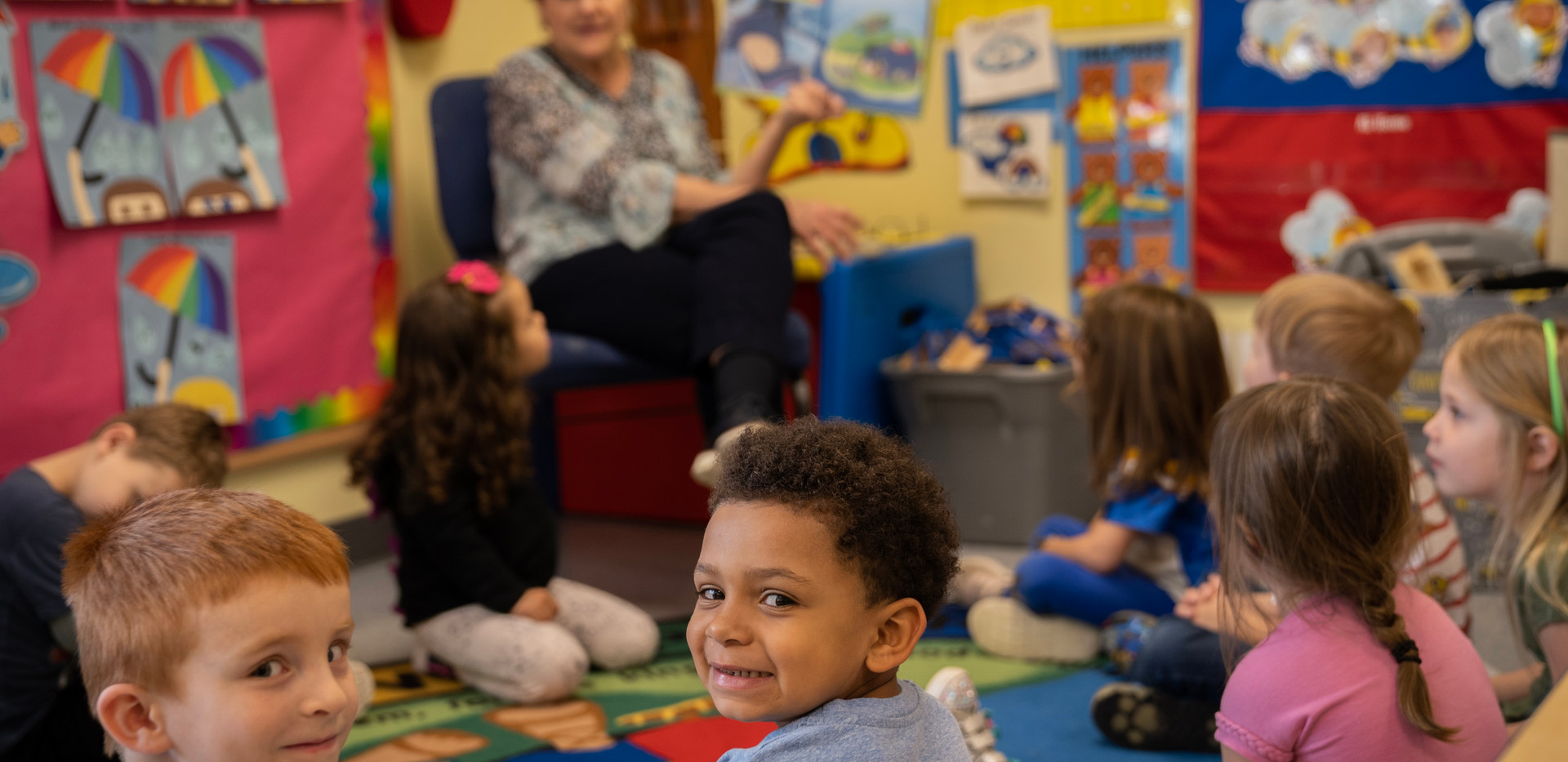 Preschool-Circle Time