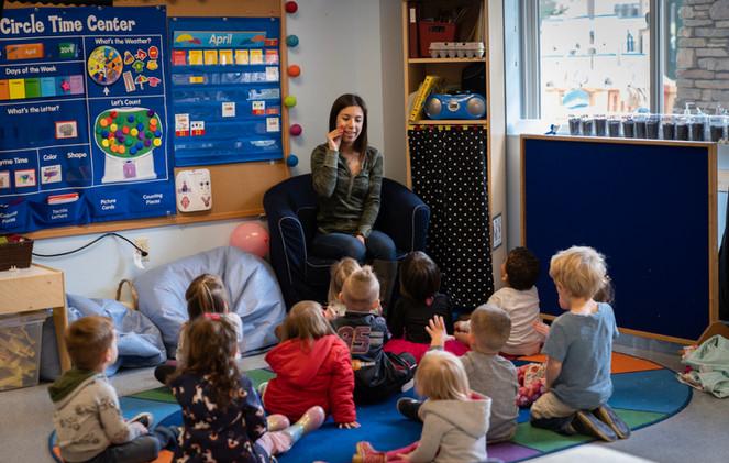 Preschool Prep-Interactive Circle Time