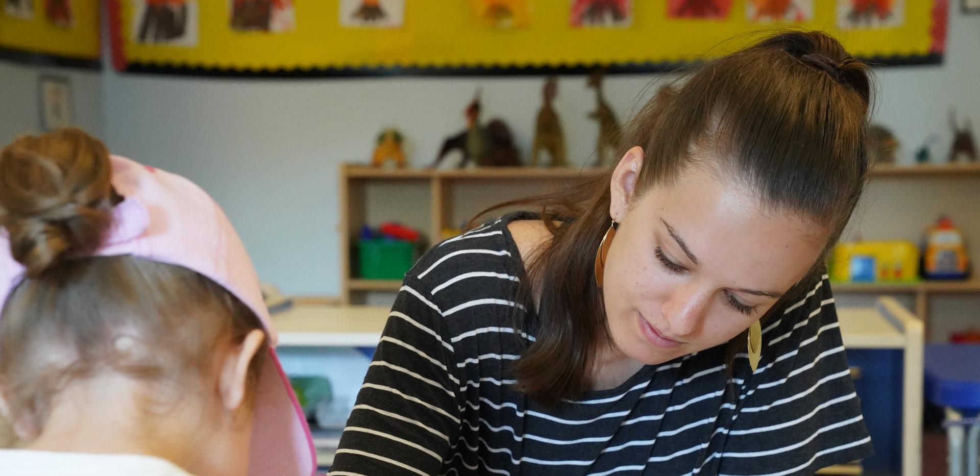 Preschool Prep-Ms. Sarah
