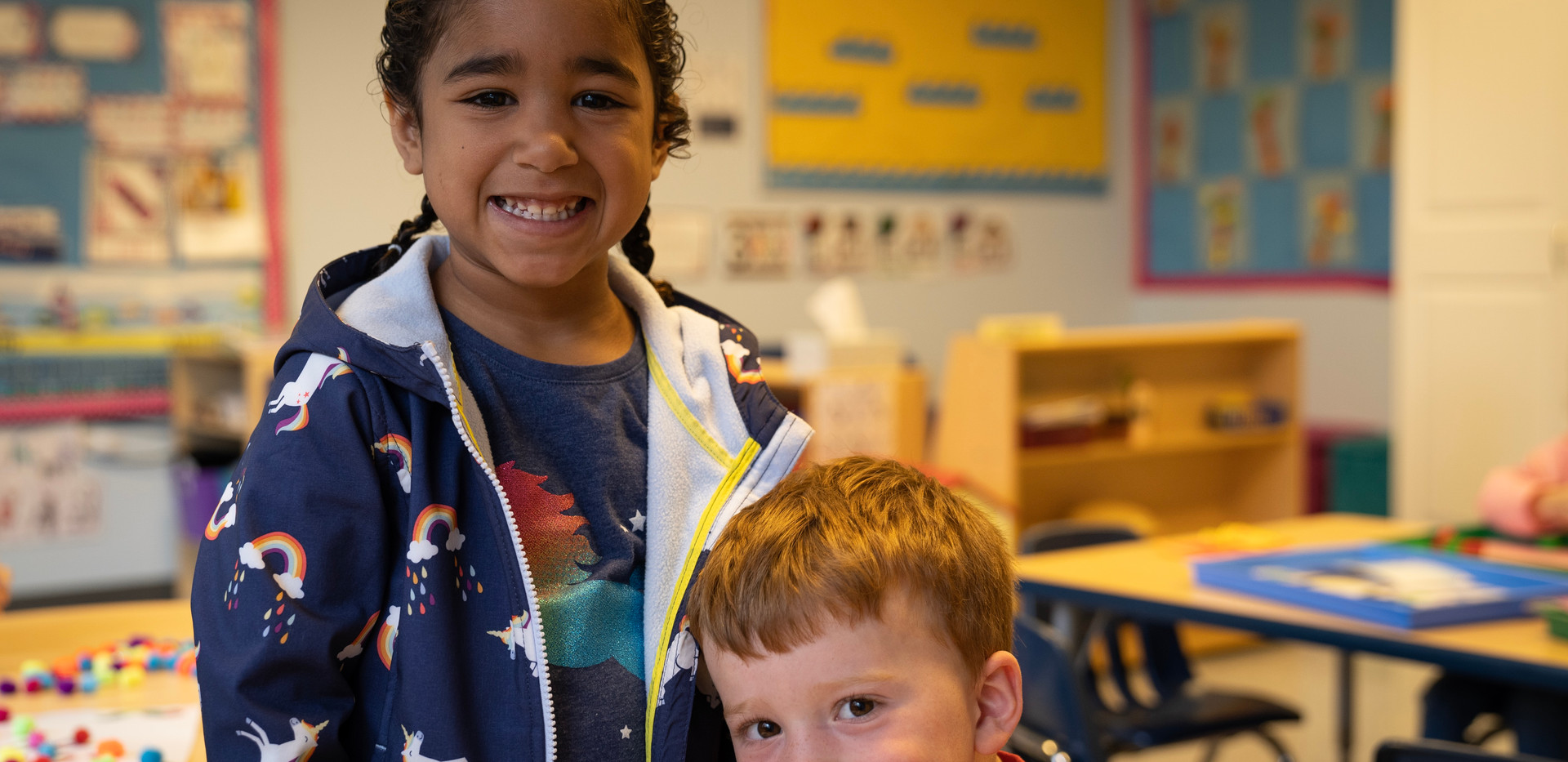 Preschool-Best Friends