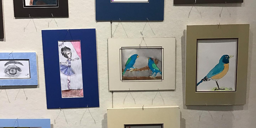 Elementary School Art Show