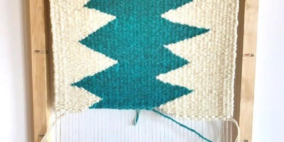 Beginning Tapestry Weaving Workshop at CCA
