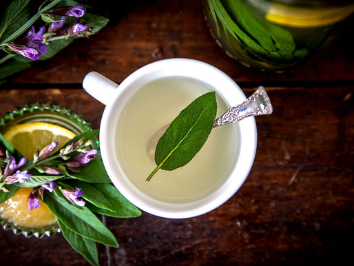 Garden Sage Tea