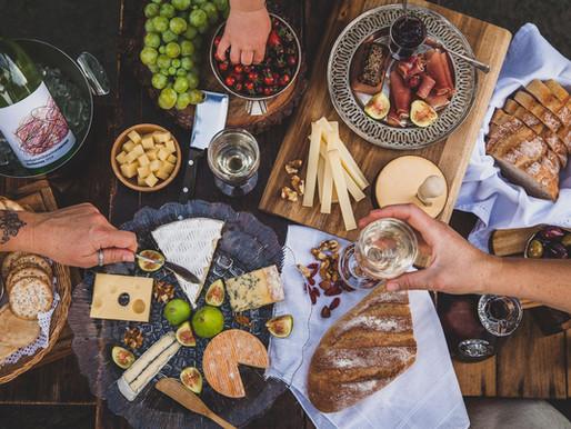 A Wine & Cheese Escape